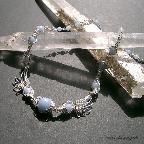 画像1: 天使のネックレス エンジェライト