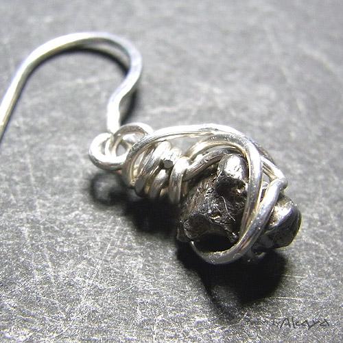 画像3: 統御の錨の耳飾り カンポデルシエロ