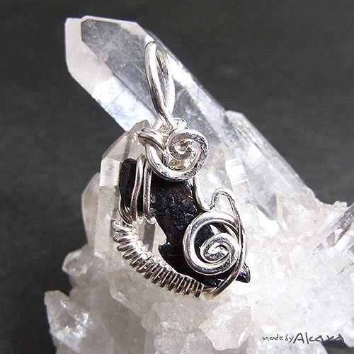 画像1: 古機巧魔燃料護符 -ギベオン隕石-